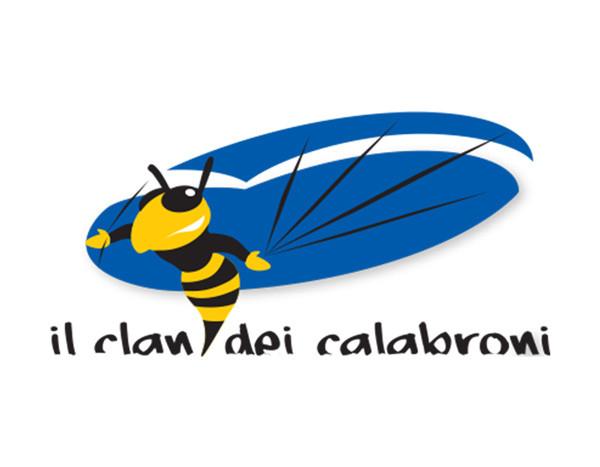 Il clan dei calabroni - logo