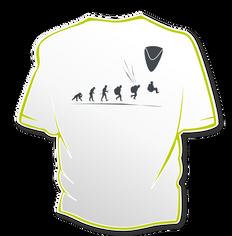 fly evolution man