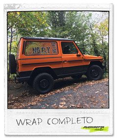 wrap completo classe-G
