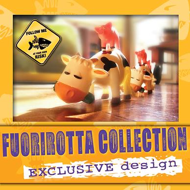 Fuorirotta collection cover