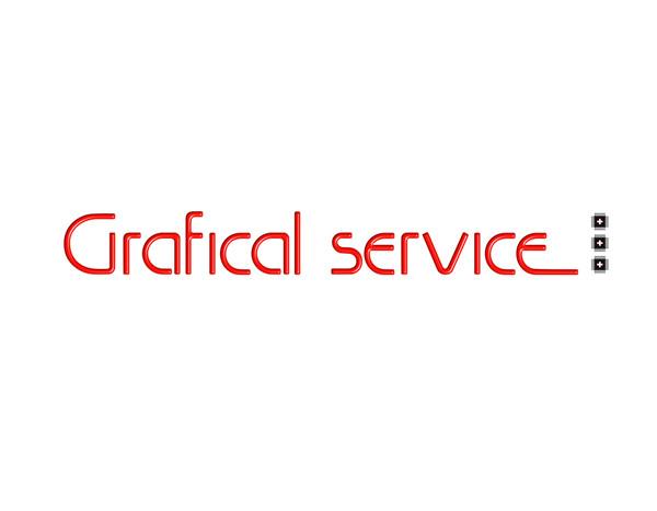 grafical service - logo