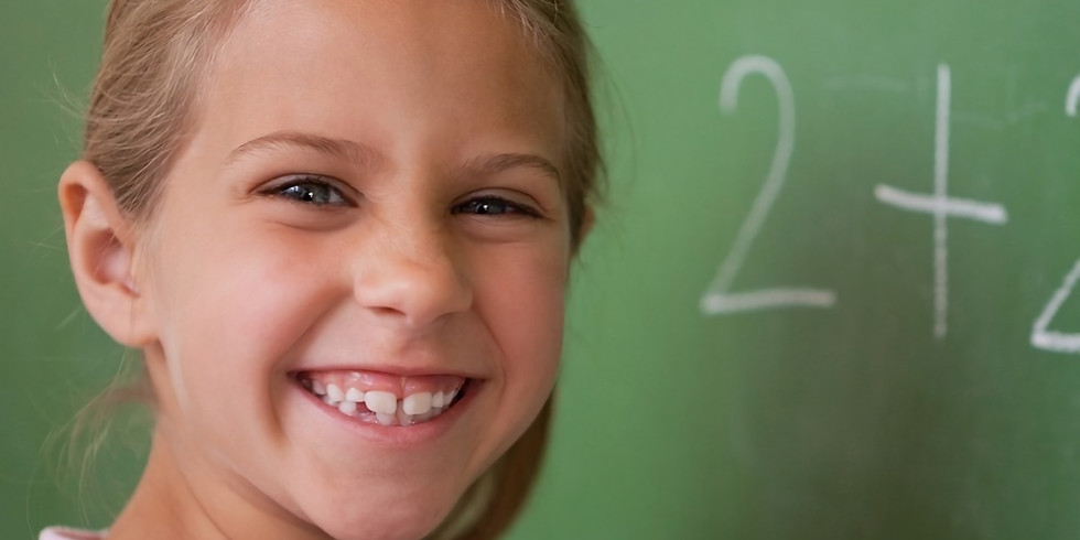 Beginning Math ONLINE:  Ages 7-10