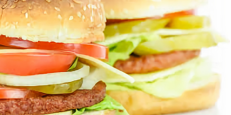 Burlington's Best Burgers? RSVP REQUIRED