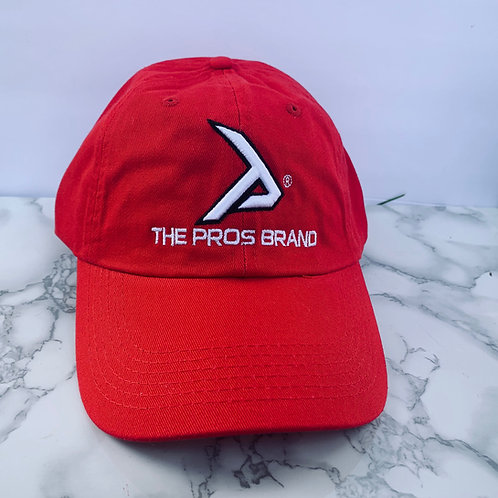 Red Dad Hat