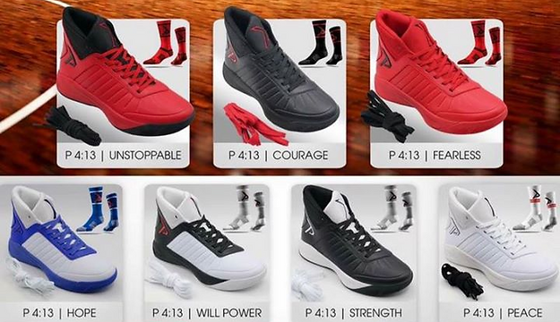 The Pros Brand Sneakers