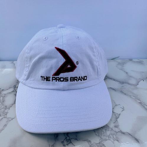 White Dad Hat