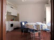appartamento bilocale in residence, cucina
