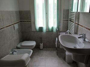 appartamento del residence, bagno privato