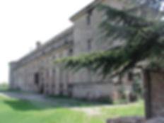 l'edificio storico vicino all'affittacamere