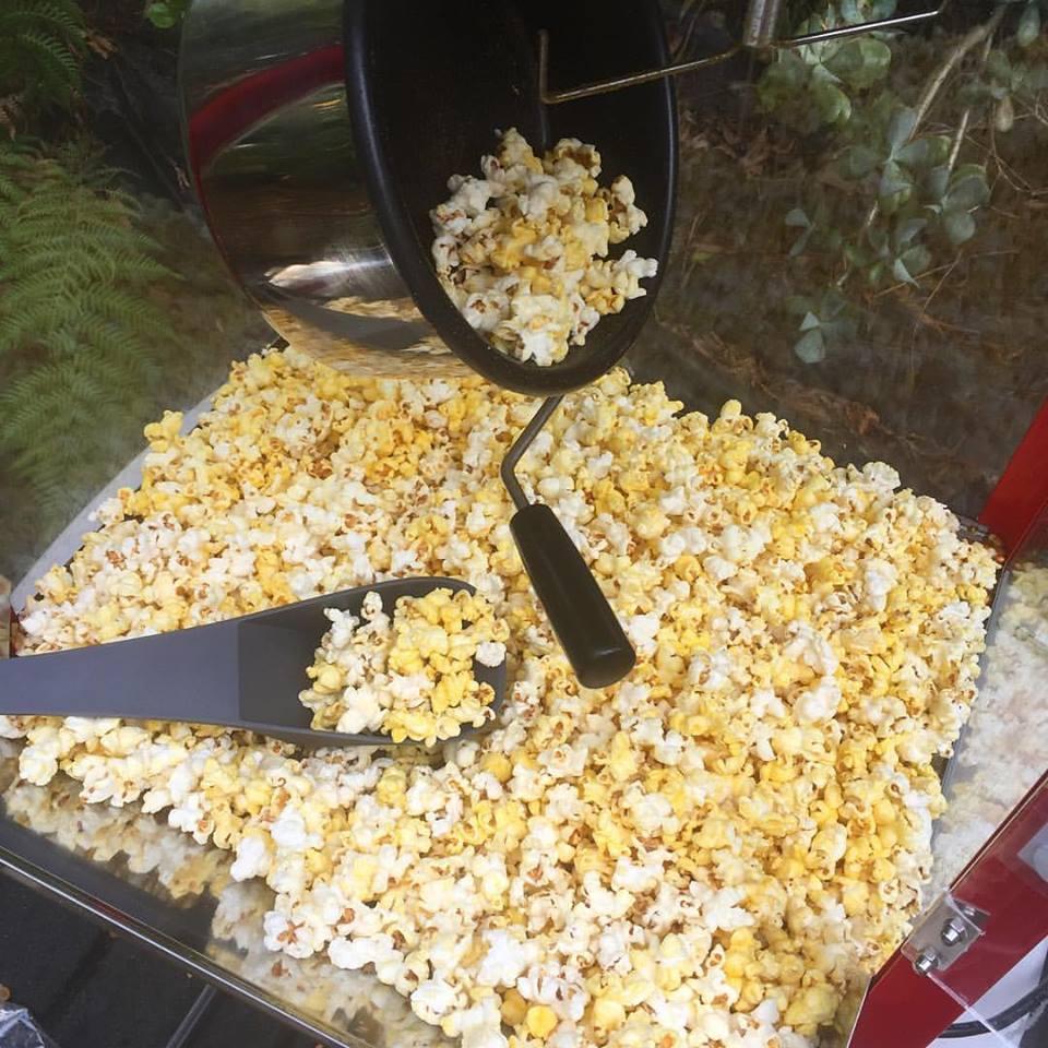Popcorn Machine Hire Melbourne