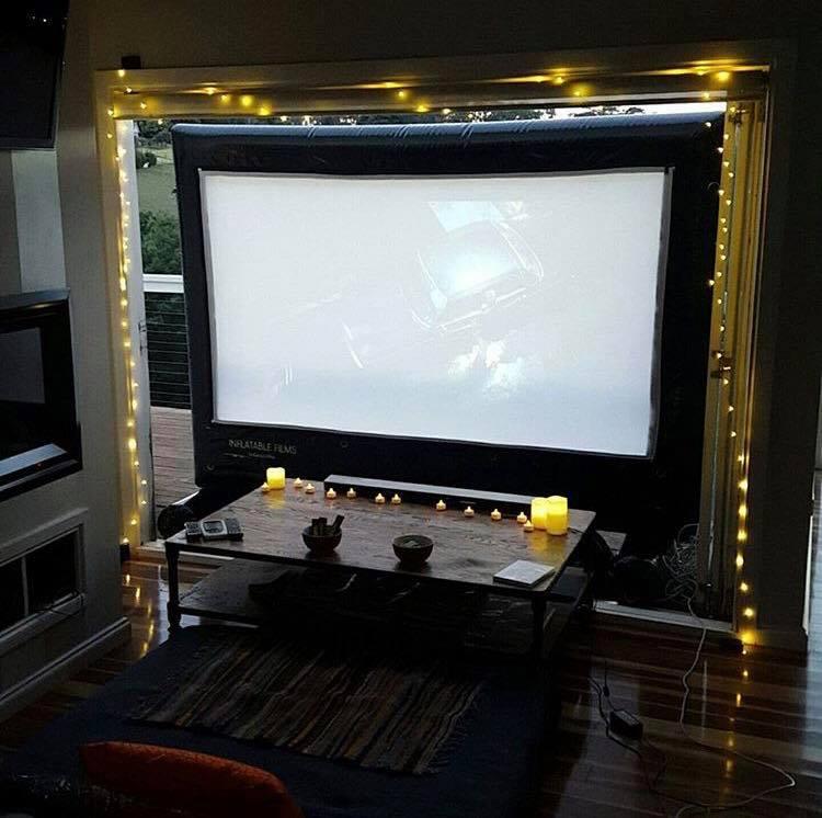 Outdoor Cinema Hire Melbourne