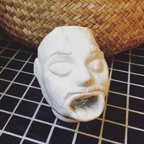 Lennart  Ceramic pot Experimental   Clay, glazing 2019