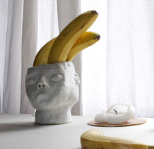 Maurits, 2019  Ceramic pot Clay, glaze