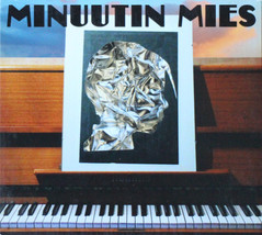 CD Cover, front. 2018