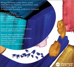 CD Cover, inside. 2018