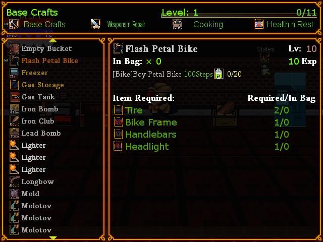 Flash Petal Bike