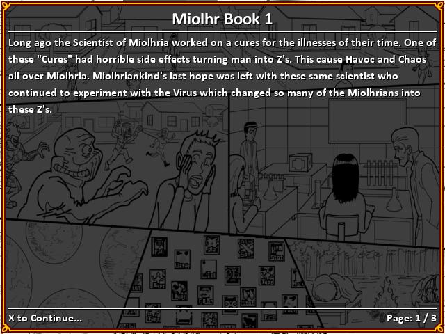 Miolhr Book