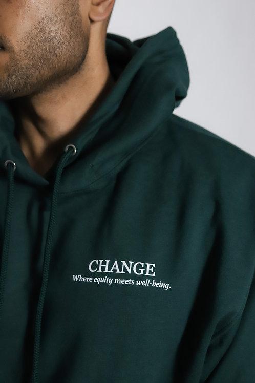 Earth Day CHANGE Hoodie