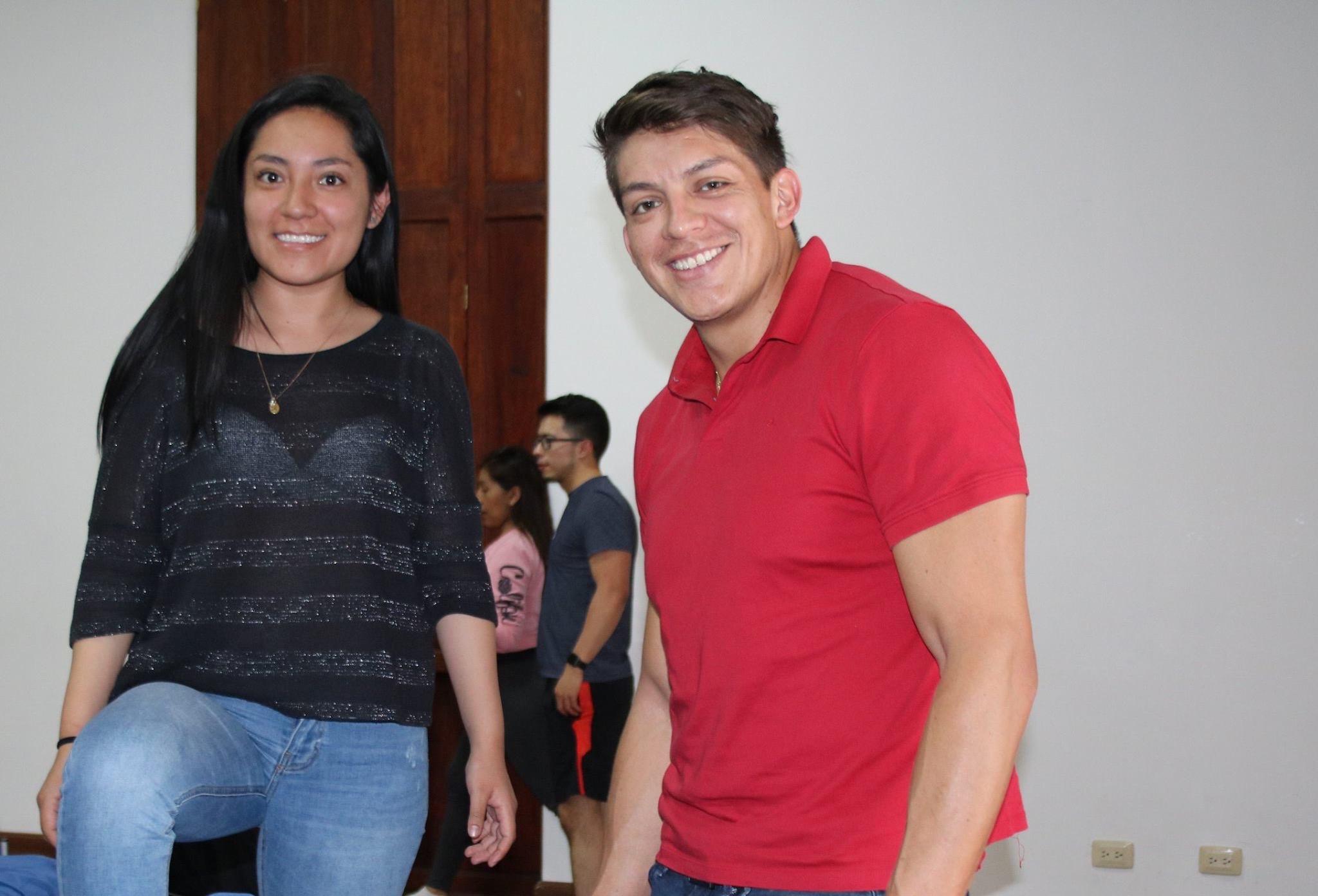 Kinetic Control Ecuador 2019