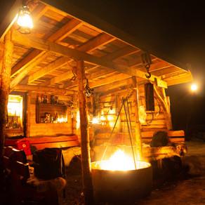 December 24, 2019, Helligtind Safari Camp
