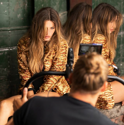 Behind the Scenes for Rosa Chá 2018