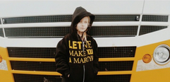 """Behind the Scenes in """"Let Me Make You a Martyr"""""""