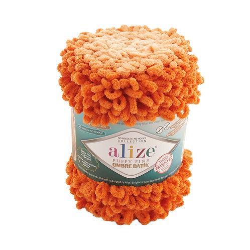 Puffy Fine Ombre Batik 7296