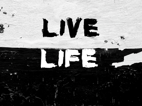 The meaning of life ...