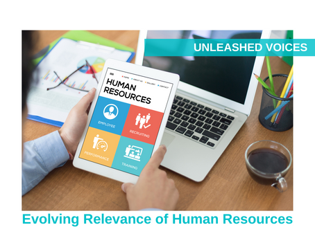 Evolving Relevance of Human Resources