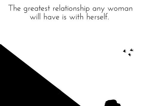 A Woman Should ...