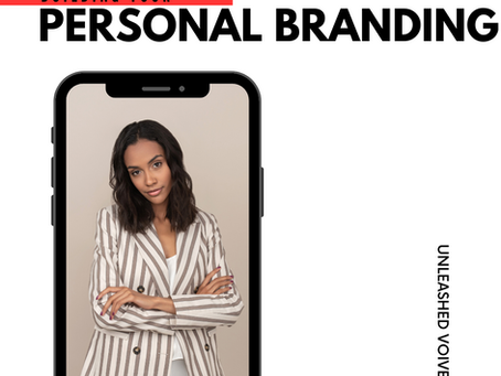 Build your Personal Brand to Drive your Career