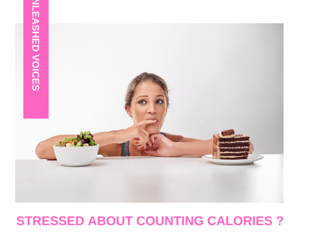 Can counting calories help you lose weight, or will it just make you stressed?
