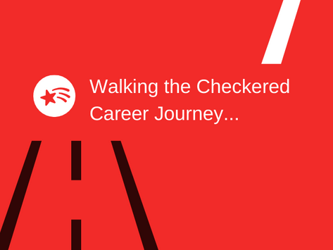 Walking the Checkered Career Journey
