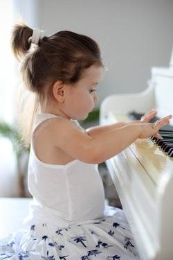 Photo Enfant au Piano