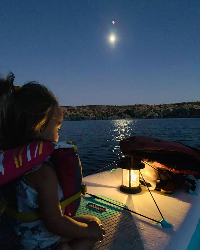 Moonlight Paddleboard