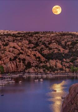Moonlight Kayaking!