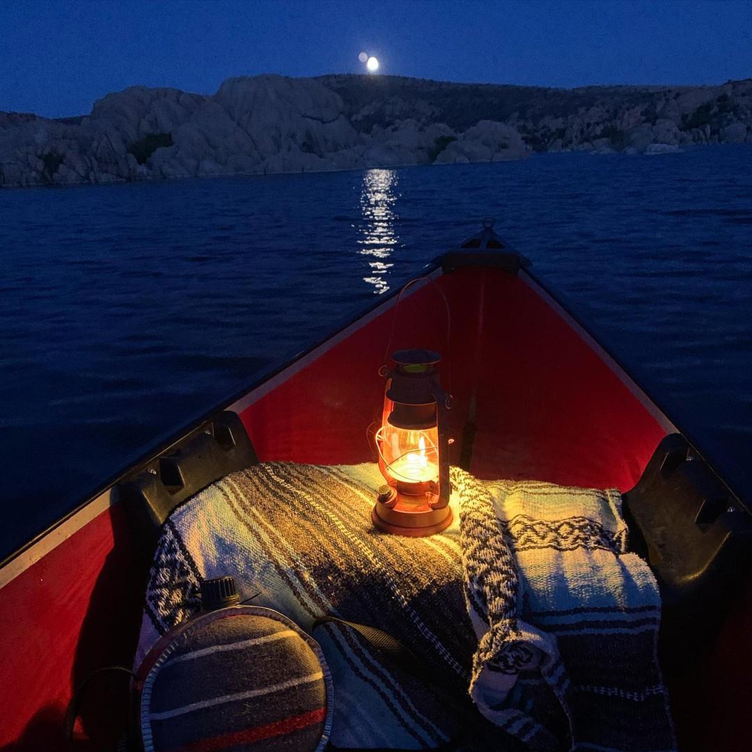 Lanterns & Blankets