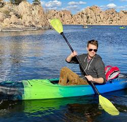 Watson Lake Kayaking
