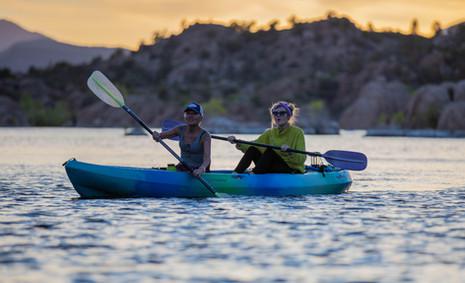Moonlight Kayaking, Born To Be Wild Adve