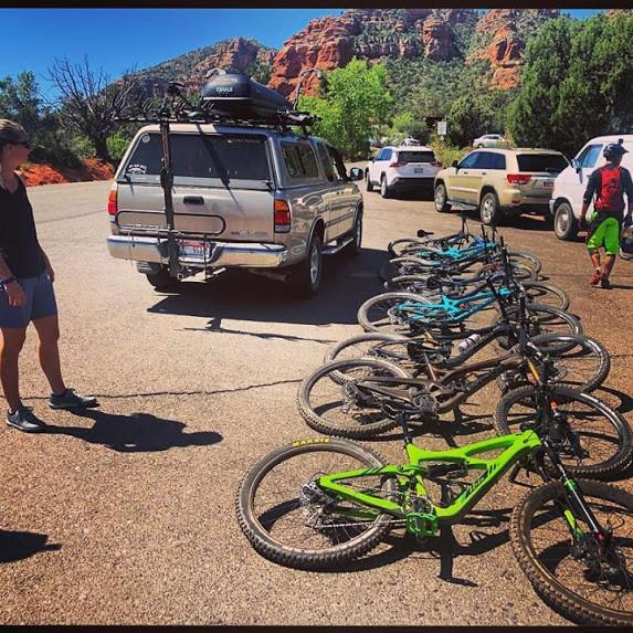 Prescott Bike Rentals