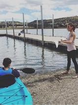 Paddle Instruction