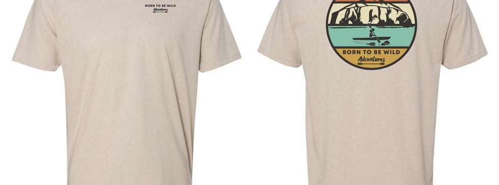 B2BWILD T-Shirt - Sand