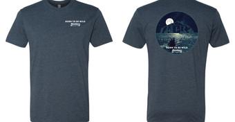 Moonlight Kayaking T-Shirt