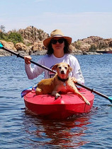 Dog Friendly Kayaking