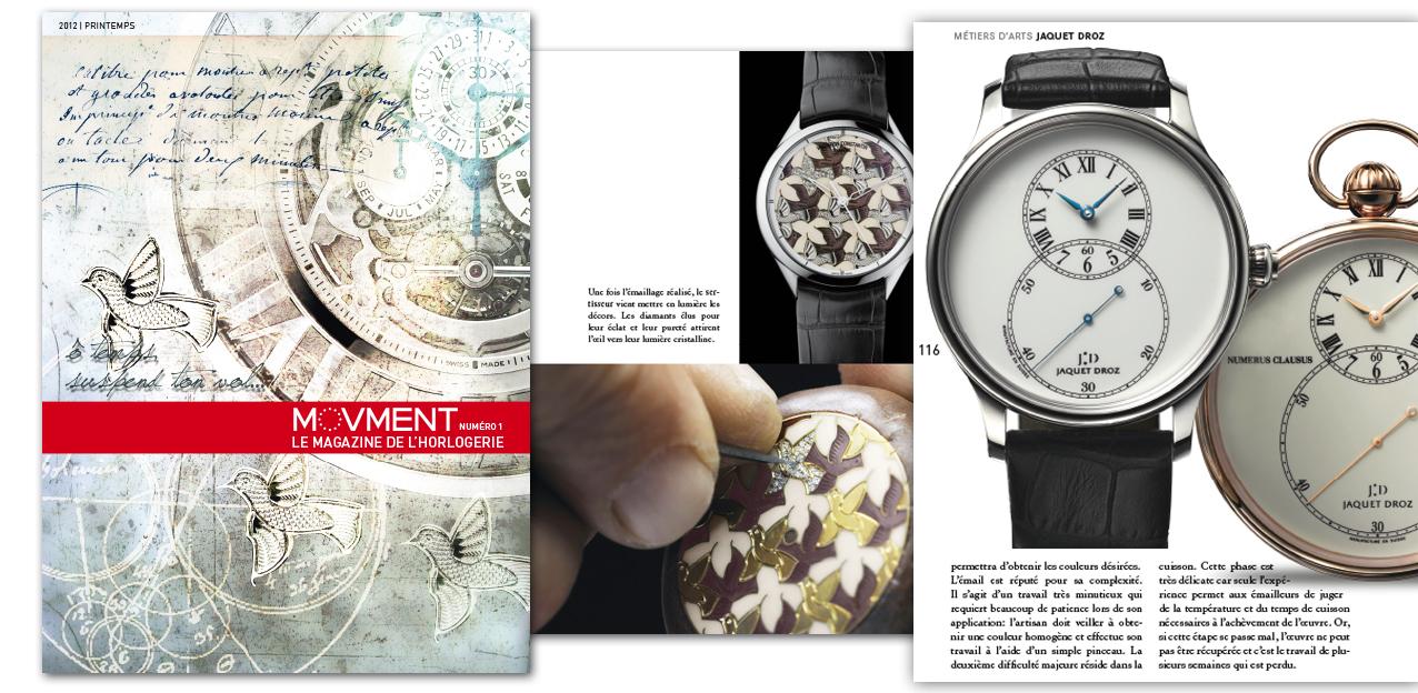 Movment V2 | Magazine Horloger