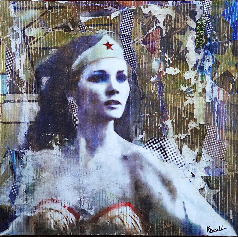 Série Wonder Woman - vendue