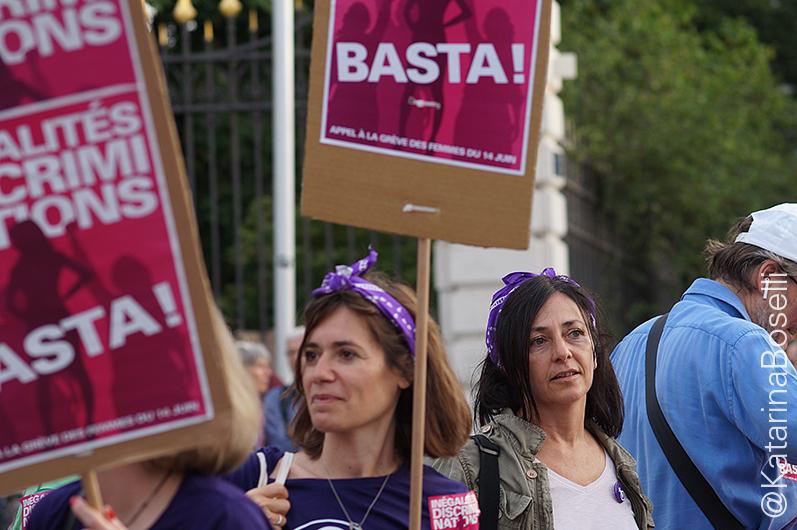 Grève des Femmes - Genève