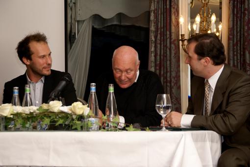 Conférence Jean-Claude Biver