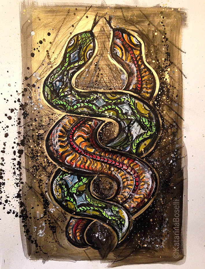 Serpent cosmique