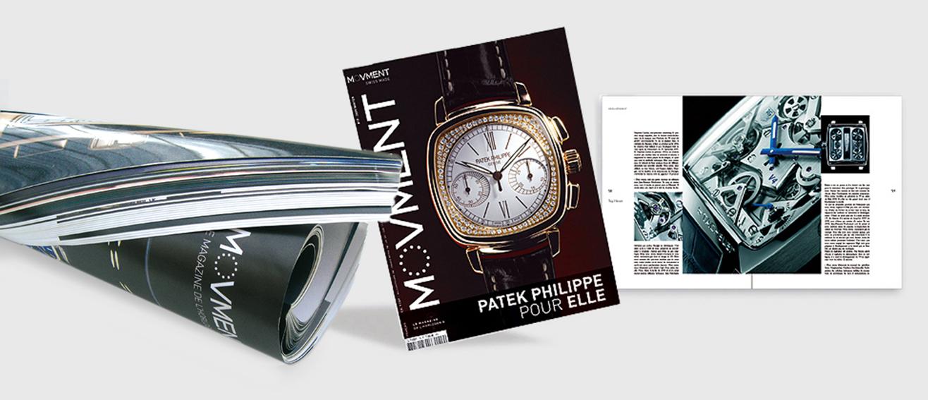 Movment V1 | Magazine Horloger